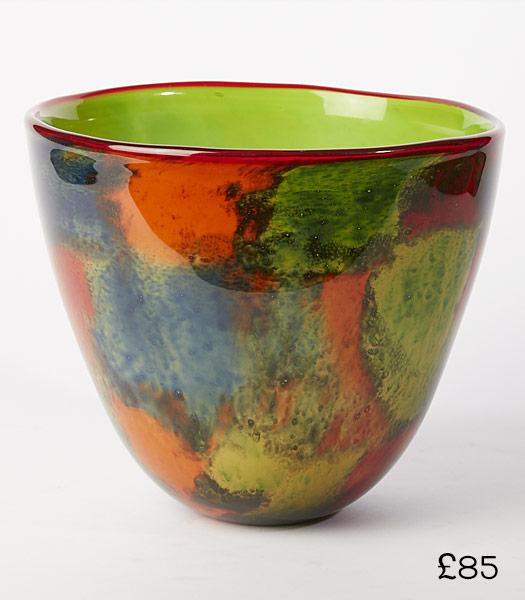 Pot Vase Handmade Unique Design The Orchid